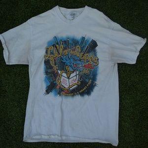 Lollapalooza Festival T shirt 2012